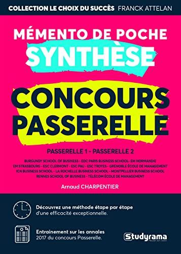 Concours Passerelle