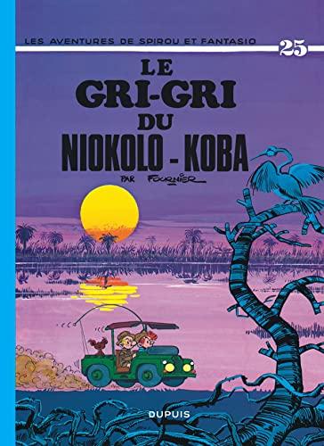 Le gri-gri du Niokolo-Koba