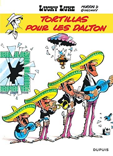Tortillas pour les Dalton