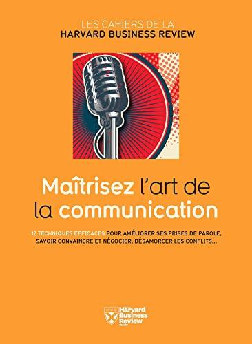 Maîtrisez l'art de la communication