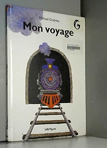 Mon voyage