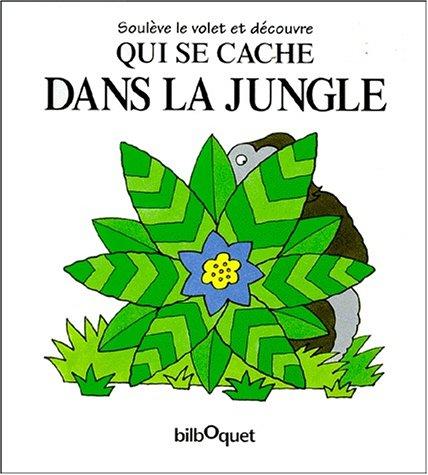 Qui se cache dans la jungle