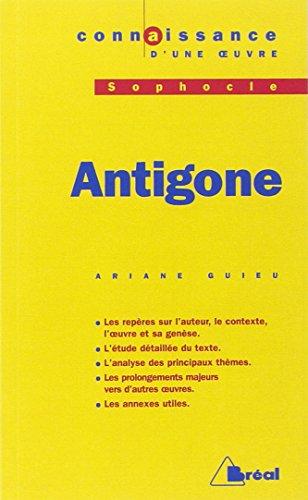 Antigone, Sophocle