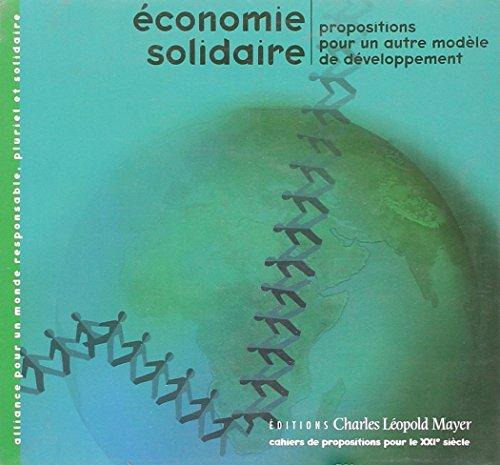 Economie solidaire