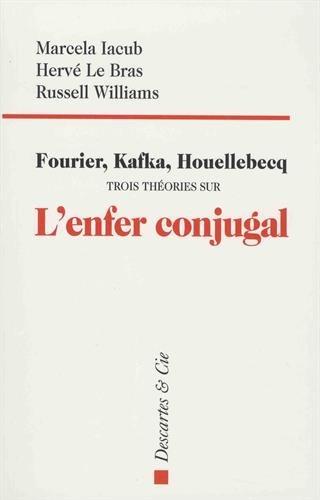 Fourier, Kafka, Houellebecq