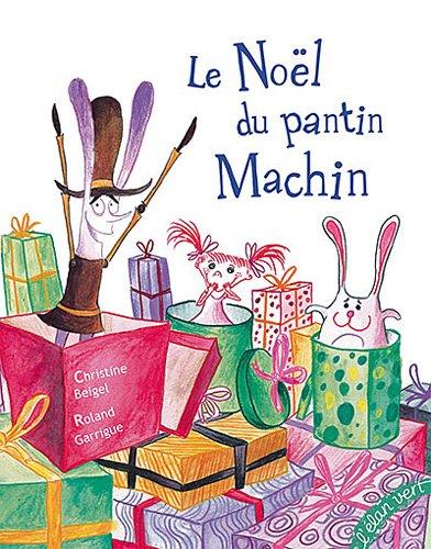 Le Noël du pantin Machin