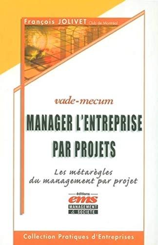 Manager l'entreprise par projets