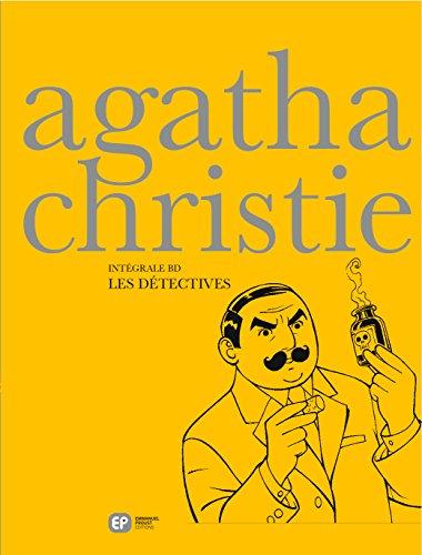 Intégrale Agatha Christie en BD