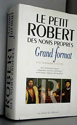 Petit Robert des noms propres (Le)