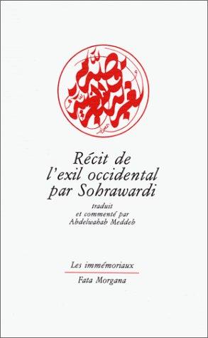 Récit de l'exil occidental par Sobrawardi
