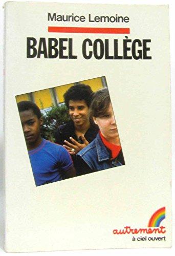 Babel collège
