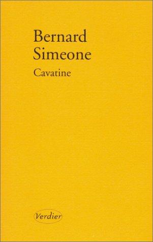 Cavatine