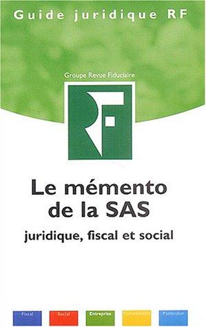 mémento de la SAS (Le)