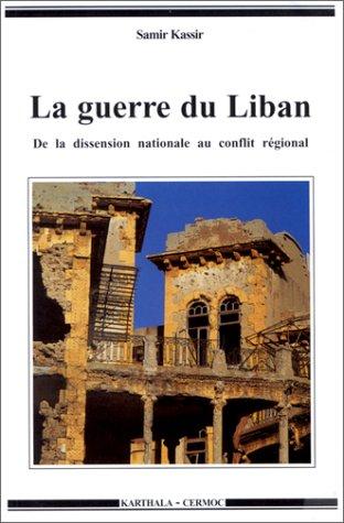 guerre du Liban (La)
