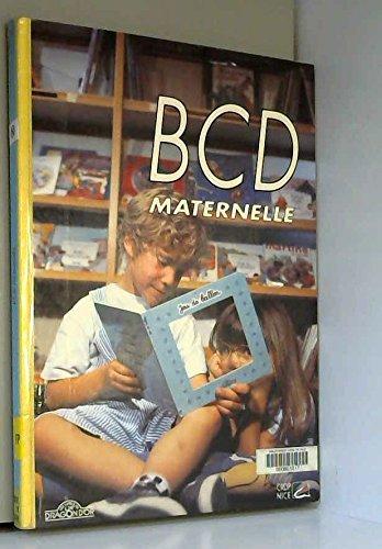 BCD maternelle