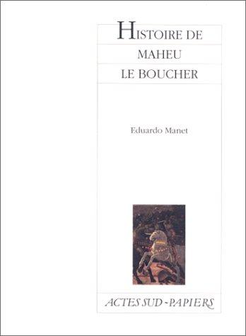 Histoire de Maheu le boucher