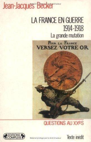 La France en guerre