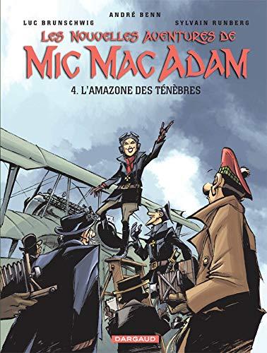 NOUVELLES AVENTURES DE MIC MAC ADAM