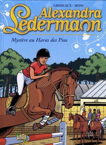 Alexandra Ledermann T2 Mystere au Haras des Pins
