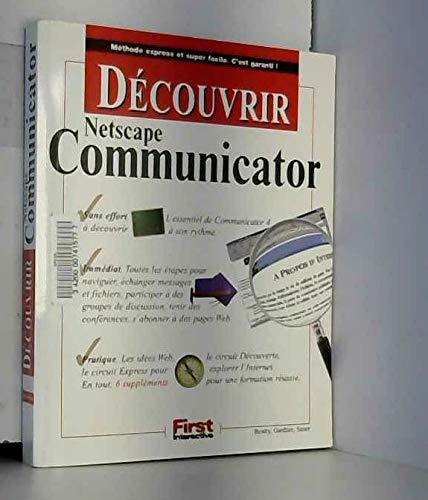 Découvrir Netscape communicator 4