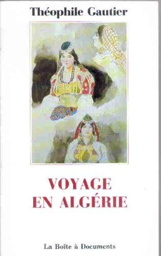 Voyage en Algérie