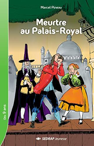 Meurtre au Palais Royal