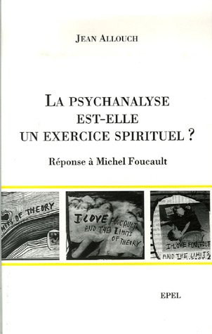 psychanalyse est-elle un exercice spirituel ? (La)