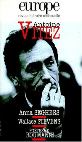Antoine Vitez, notre ami