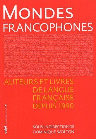 Mondes Francophones