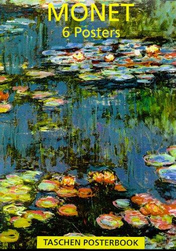 Monet 6 posters