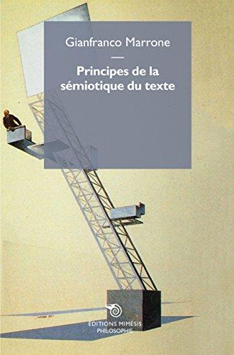 Principes de la sémiotique du texte