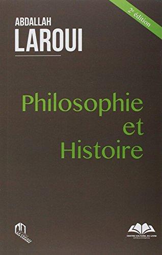 Philosophie et histoire