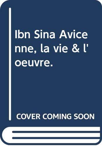 Ibn Sina Avicenne