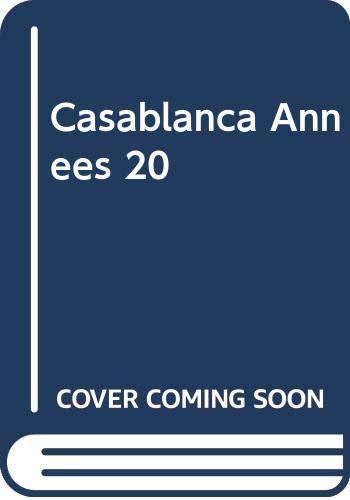 Casablanca années 20
