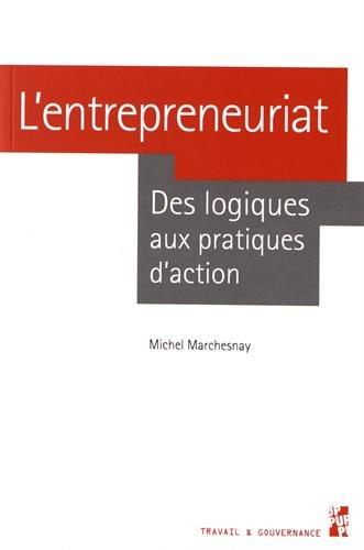 Entrepreneuriat (L')