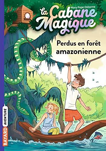 Perdus en forêt amazonienne